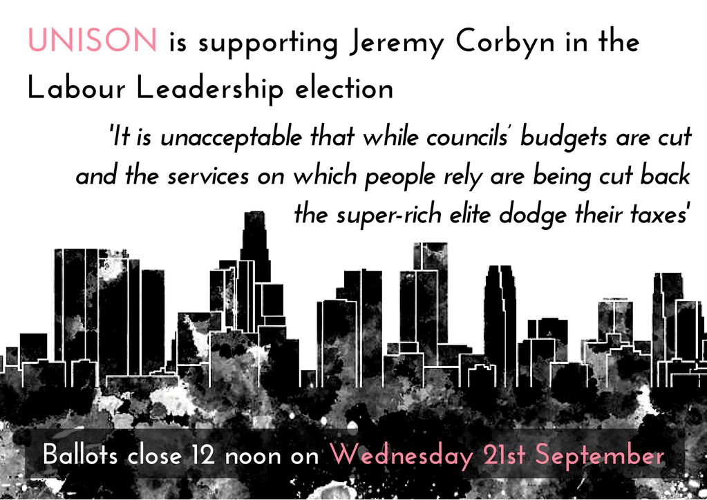 Another reason to Vote4Jeremy